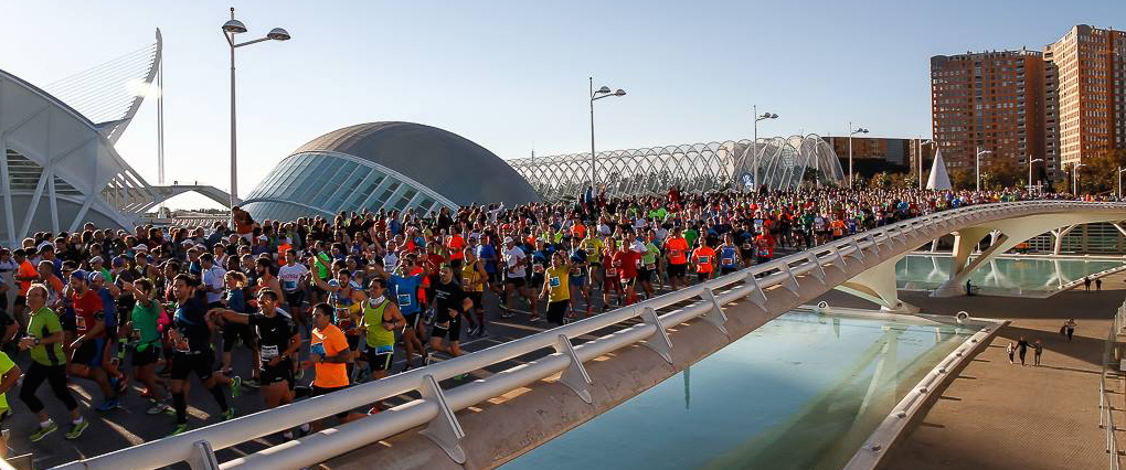Valencia City of Running
